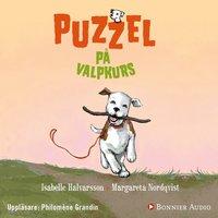 Puzzel på valpkurs - Isabelle Halvarsson