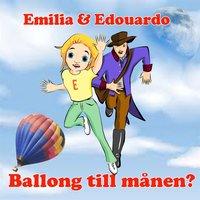 Emilia & Edouardo Ballong till månen - Ole Ornered