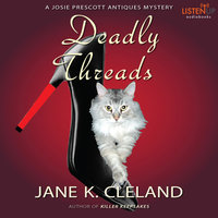 Deadly Threads - Jane K. Cleland
