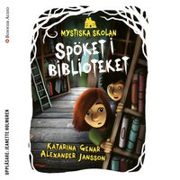 Spöket i biblioteket - Katarina Genar