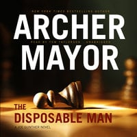 The Disposable Man - Archer Mayor