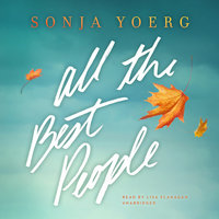 All the Best People - Sonja Yoerg