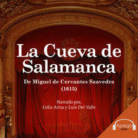 La Cueva de Salamanca - Classic Spanish Drama - Miguel De Cervantes