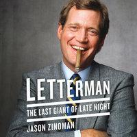Letterman - Jason Zinoman