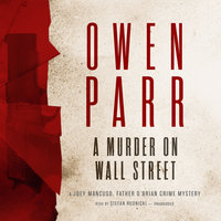 A Murder on Wall Street - Owen Parr