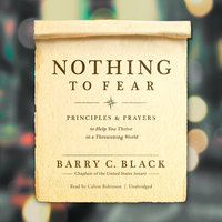 Nothing to Fear - Barry C. Black