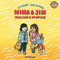 Nina & Jim – hemlisar & kompisar - Emi Guner
