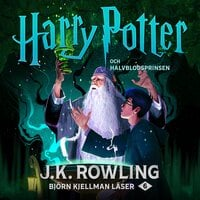 Harry Potter och Halvblodsprinsen - J.K. Rowling