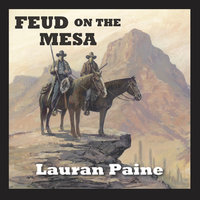 Feud on the Mesa - Lauran Paine