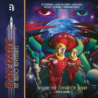 Dan Dare - Operation Saturn - Patrick Chapman