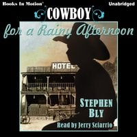 Cowboy For A Rainy Afternoon - Stephen Bly