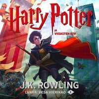 Harry Potter ja viisasten kivi - J.K. Rowling