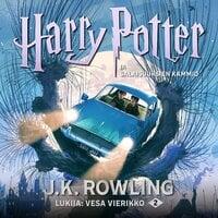 Harry Potter ja salaisuuksien kammio - J.K. Rowling
