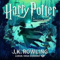 Harry Potter ja liekehtivä pikari - J.K. Rowling
