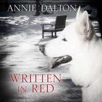 Written in Red - Annie Dalton