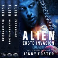 Erste Invasion (Alien Sammlung) - Jenny Foster