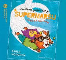 Supermarsu lentää Intiaan - Paula Noronen