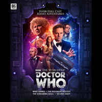 Doctor Who - The Worlds of Doctor Who - Justin Richards, Jonathan Morris, Nick Wallace