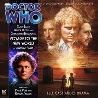 Doctor Who - Voyage to the New World - Matthew Sweet