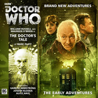 Doctor Who - The Early Adventures - The Doctor's Tale - Marc Platt