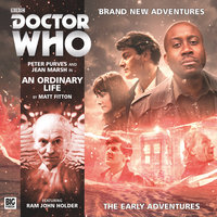 Doctor Who - The Early Adventures - An Ordinary Life - Matt Fitton