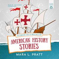 American History Stories - Mara L. Pratt