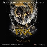 PAX. Maran - Åsa Larsson,Ingela Korsell