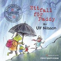 Kommissarie Gordon. Ett fall för Paddy - Ulf Nilsson
