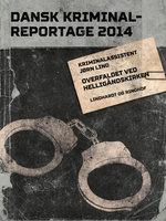 Overfaldet ved Helligåndskirken - Dansk Kriminalreportage - Diverse forfattere, Jørn Lind