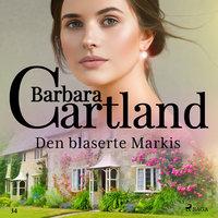 Den blaserte markis - Barbara Cartland