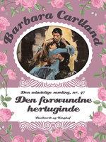 Den forsvundne hertuginde - Barbara Cartland