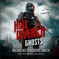 Hell Divers II: Ghosts - Nicholas Sansbury Smith