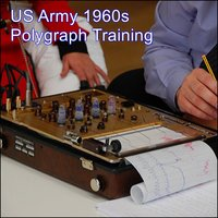 US Army 1960s Polygraph Training - Various Authors