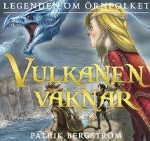 Vulkanen vaknar - Patrik Bergström