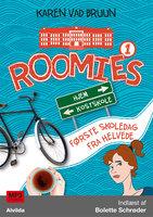 Roomies 1: Første skoledag fra helvede - Karen Vad Bruun