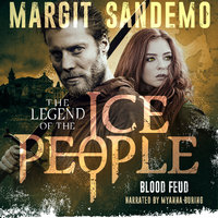 The Ice People 11 - Blood Feud - Margit Sandemo