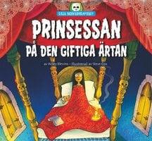 Lilla skräckbiblioteket 3: Prinsessan på den giftiga ärtan - Wiley Blevins