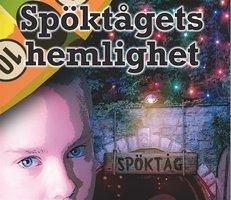 Hemlighetsserien 8: Spöktågets hemlighet - Ewa Christina Johansson