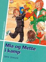 Mia og Mette i kamp - Jørn Jensen