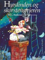 Hyrdinden og skorstensfejeren - H.C. Andersen,Jørn Jensen