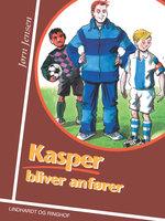 Kasper bliver anfører - Jørn Jensen