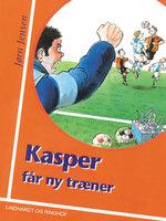 Kasper får ny træner - Jørn Jensen