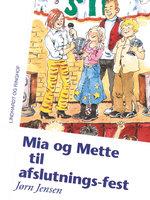 Mia og Mette til afslutningsfest - Jørn Jensen