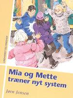 Mia og Mette træner nyt system - Jørn Jensen