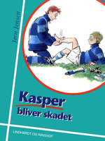Kasper bliver skadet - Jørn Jensen