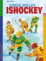 Simon spiller ishockey - Jørn Jensen