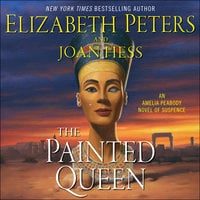 The Painted Queen - Elizabeth Peters,Joan Hess