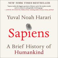 Sapiens: A Brief History of Humankind - Yuval Noah Harari