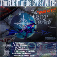 The Flight of the Gypsy Witch - August Ridge