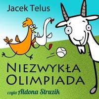 Niezwykła Olimpiada - Jacek Telus